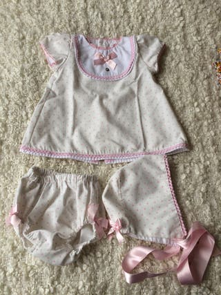 Vestido 2-3 meses