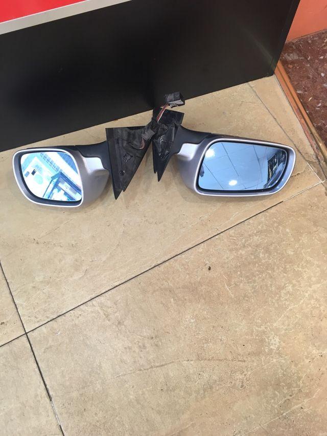 Audi a4 espejos derecha y izquierda