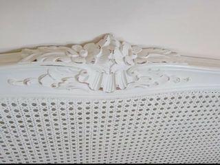 Cabecero estilo Luis XV