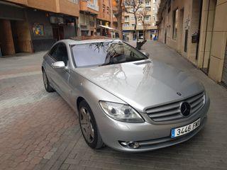 Mercedes cl600 biturbo 517cv