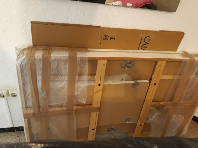 Muebles comedor Ikea de segunda mano por 350 € en Cornella de ...