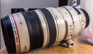 Canon 100-400 f4.5-5.6 IS USM
