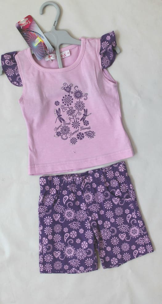 42598f56a Conjunto 12-18 meses NUEVO. ropa niña bebe verano de segunda mano ...
