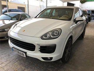 Porsche Cayenne Diesel Platinum Edition Aut.