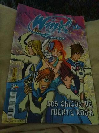 Comics Winx Club