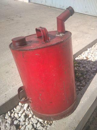 Recipiente de gasolina