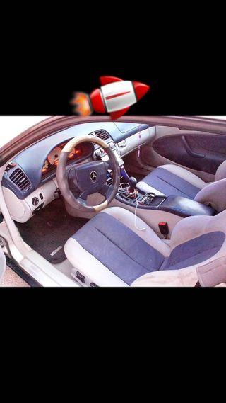 Mercedes-Benz CLK 1999
