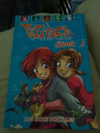 Comics Especiales de Witch