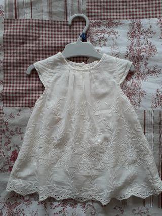 Vestidito Zara talla 62