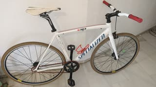 Bicicleta fixie specialized langster