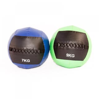 Wall ball doble costura 3kg a 12kg
