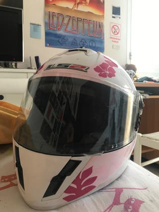 casco de moto a precio negociable