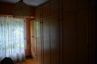 armario con dos camas plegable