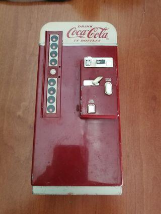hucha de coca cola