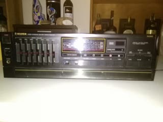 Amplificador vintage, Silver SA 2002