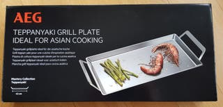 Plancha grill teppanyaki AEG