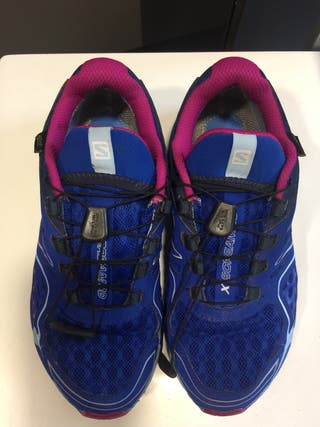 SALOMON zapatillas de trail running mujer