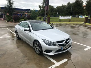Mercedes-Benz Clase E 350 bluetec coupe 2014