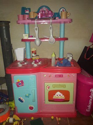 Cocinita juguete