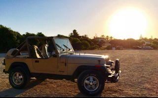 Jeep Wrangler 1991 SE VENDE O CAMBIA