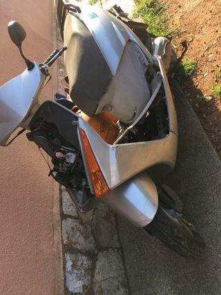 Despiece moto honda scooter