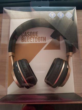 Cascos Bluetooth SIN ESTRENAR