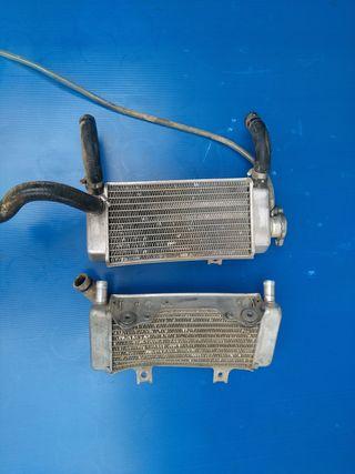 radiadores honda crf 250 crfx