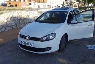 Volkswagen Golf vi 6 1.6