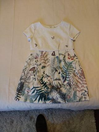 vestido niña talla 5