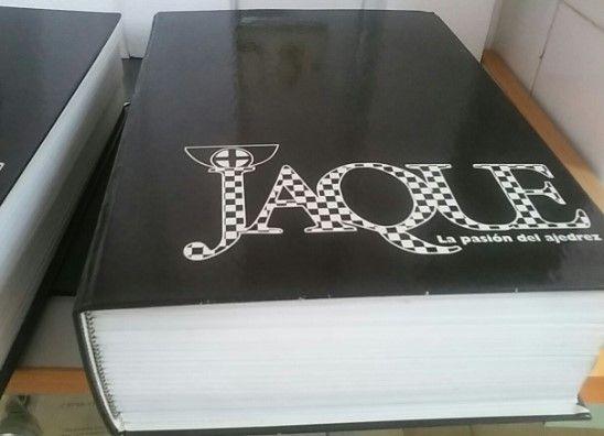 JAQUE (71 Revistas de ajedrez)