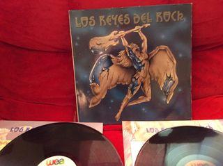 Vinilo los reyes del rock