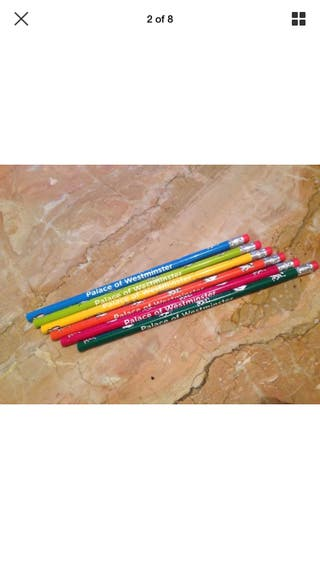 6 x Pencils collection