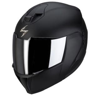 Casco Scorpion Exo 910 Solid - Mate Talla S Airfit