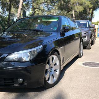 BMW Serie 5 2006 automático disel 218cv 211000km