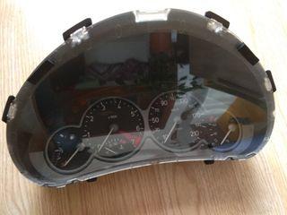 Cuadro 206 GTI