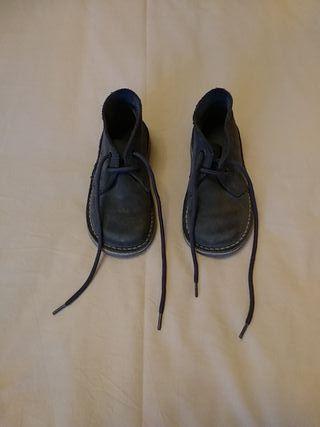 zapato infantil talla 27