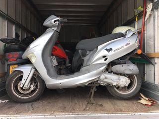 Despiece moto suzuki vitality