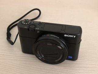 Cámara Sony DSC-RX100M3