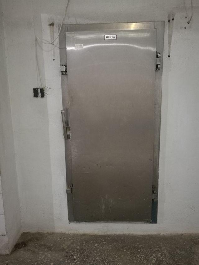 Puerta Camara frigorifica
