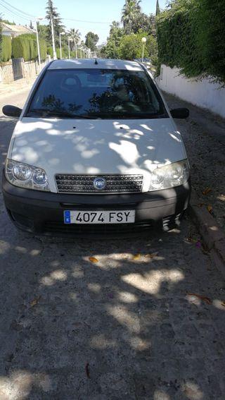 Fiat Punto Van 2007