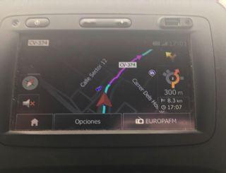 Media Nav Renault Trafic 2016
