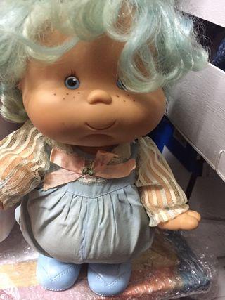 Muñeca polilla de los 80