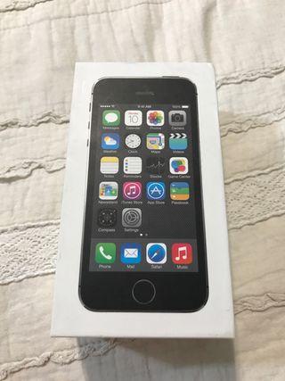 IPhone 5s 32GB negro