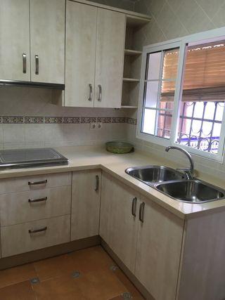 Mueble de cocina de segunda mano en la provincia de Málaga en WALLAPOP d4cd69ddf9d7