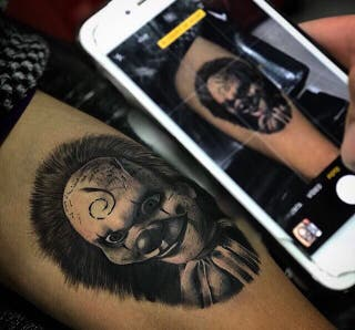 Tatuajes realistas economicos tattoo
