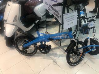 Bici electrica torrot