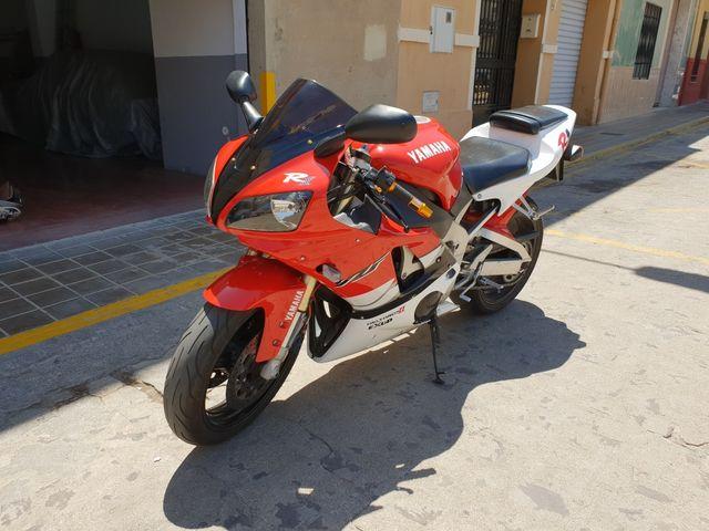 Yamaha R1 Carburacion De Segunda Mano Por 3 200 En Albal En Wallapop