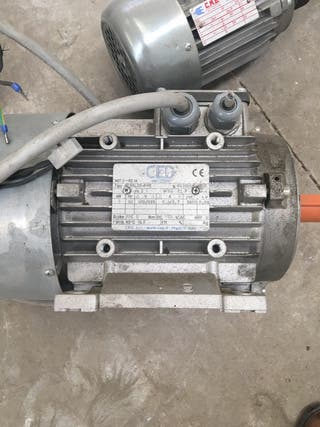 Motores para maquinaria