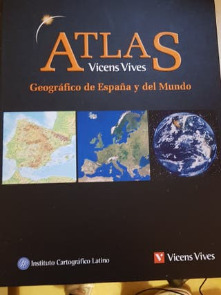 Atlas Vicens Vives