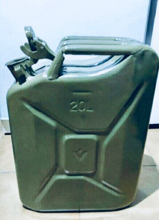 Garrafa combustible Jeep willy 20 L